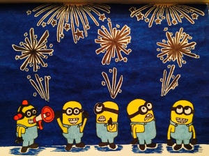Minions 4th of July